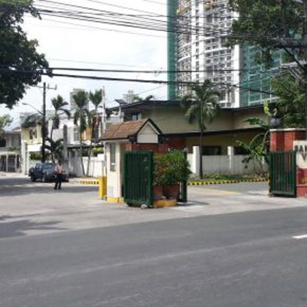 RESIDENTIAL LOT FOR SALE: San Miguel Village, Makati City